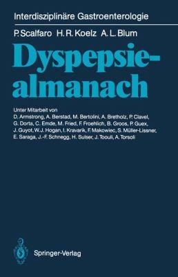 Dyspepsiealmanach 9783540545170