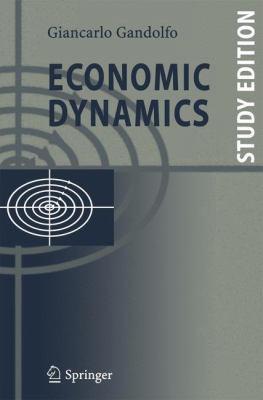 Economic dynamics gandolfo