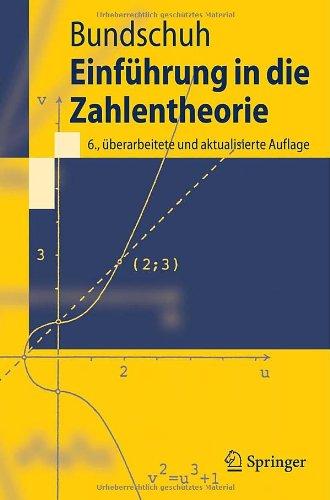 Einfuhrung In die Zahlentheorie 9783540764908