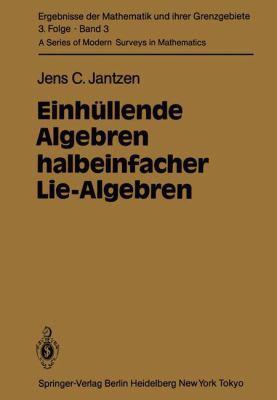 Einha1/4llende Algebren Halbeinfacher Lie-Algebren 9783540121787