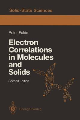 Electron Correlations in Molecules and Solids 9783540563761