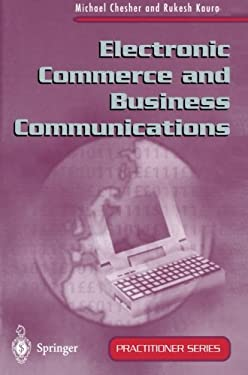 Electronic Commerce and Business Communications 9783540199304