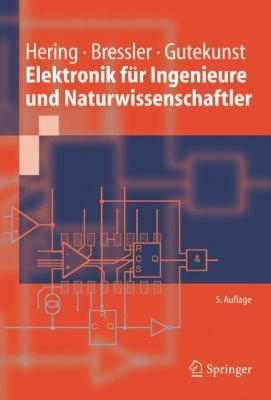 Elektronik F R Ingenieure Und Naturwissenschaftler 9783540243090