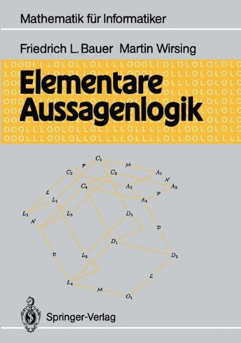 Elementare Aussagenlogik 9783540529743