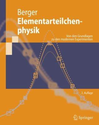 Elementarteilchenphysik 9783540231431