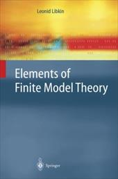 Elements of Finite Model Theory 7947695