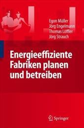 Energieeffiziente Fabriken Planen Und Betreiben