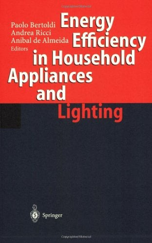Energy Efficiency in Househould Appliances and Lighting 9783540414827