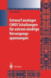 Entwurf Analoger CMOS Schaltungen Fur Extrem Niedrige Versorgungsspannungen