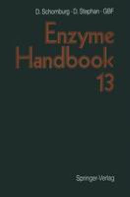 Enzyme Handbook: Volume 13: Class 2.5 - EC 2.1.104 Transferases