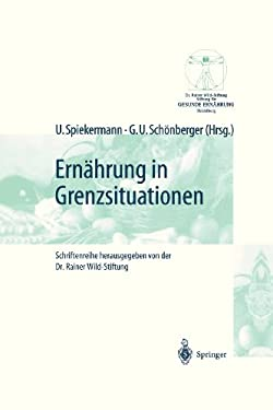 Ern Hrung in Grenzsituationen 9783540422013