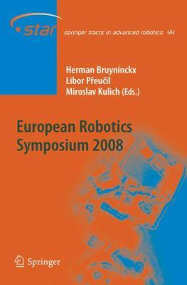 European Robotics Symposium 2008 9783540783152