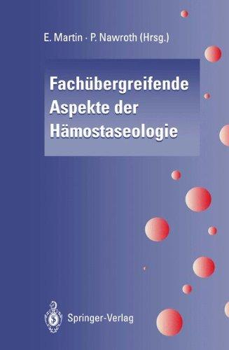 Fach Bergreifende Aspekte Der H Mostaseologie 9783540580546