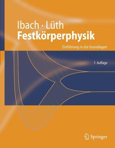 Festk Rperphysik: Einf Hrung in Die Grundlagen 9783540857945