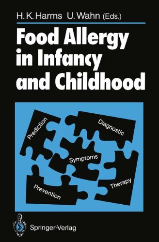 Food Allergy in Infancy and Childhood 9783540506362