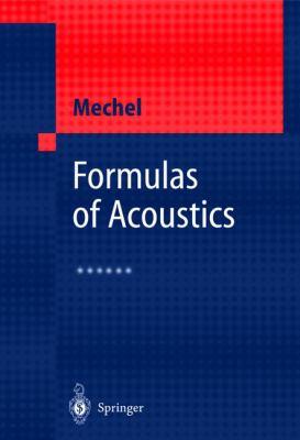 Formulas of Acoustics 9783540425489