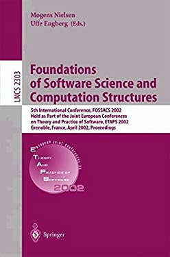 Foundations of Software Science and Computation Structures: 5th International Conference, Fossacs 2002. Held as Part of the Joint European Conferences 9783540433668