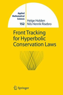 Front Tracking for Hyperbolic Conservation Laws 9783540432890