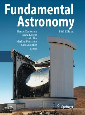 Fundamental Astronomy 9783540341437