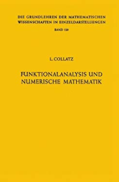 Funktionalanalysis Und Numerische Mathematik. 9783540041351
