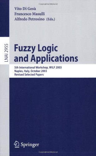 Fuzzy Logic and Applications: 5th International Workshop, Wilf 2003, Naples, Italy, October 9-11, 2003, Revised Selected Papers 9783540310198