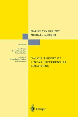 Galois Theory of Linear Differential Equations 9783540442288