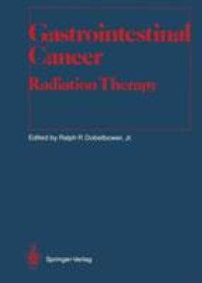 Gastrointestinal Cancer: Radiation Therapy 9783540505051