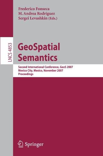 Geospatial Semantics 9783540768753
