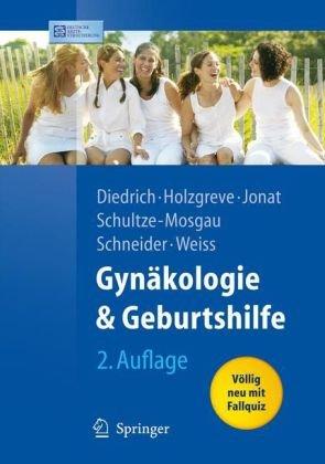 GYN Kologie Und Geburtshilfe 9783540328674