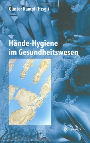H Nde-Hygiene Im Gesundheitswesen 9783540442004