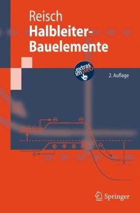 Halbleiter-Bauelemente 9783540731993