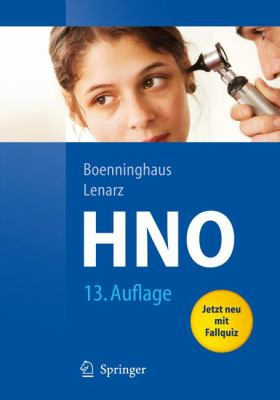 Hals-Nasen-Ohren-Heilkunde 9783540487210