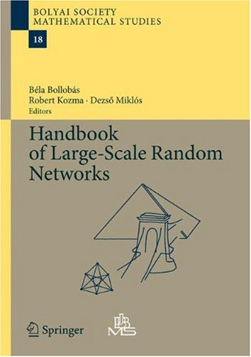 Handbook of Large-Scale Random Networks 9783540693949