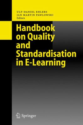 Handbook on Quality and Standardisation in E-Learning