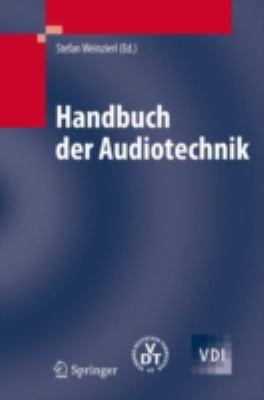 Handbuch Der Audiotechnik 9783540343004