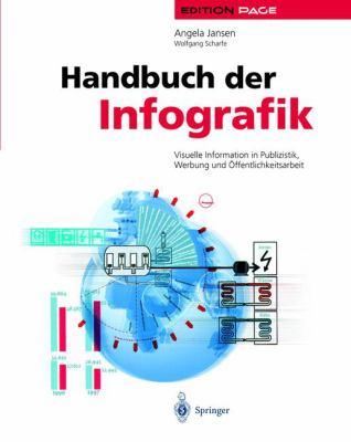 Handbuch Der Infografik: Visuelle Information in Publizistik, Werbung Und Ffentlichkeitsarbeit 9783540649199