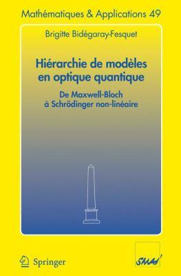 Hi Rarchie de Mod Les En Optique Quantique: de Maxwell-Bloch Schr Dinger Non-Lin Aire 9783540272380