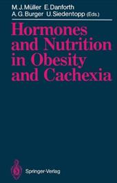Hormones and Nutrition in Obesity and Cachexia 13152943