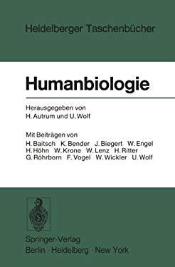 Humanbiologie: Ergebnisse Und Aufgaben 9783540061502