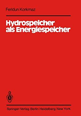 Hydrospeicher ALS Energiespeicher 9783540111092