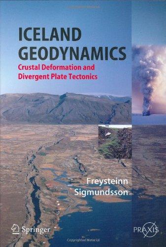 Iceland Geodynamics: Crustal Deformation and Divergent Plate Tectonics 9783540241652