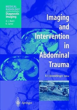 Imaging and Intervention in Abdominal Trauma 9783540652120