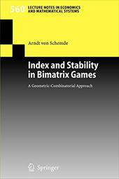 Index and Stability in Bimatrix Games: A Geometric-Combinatorial Approach