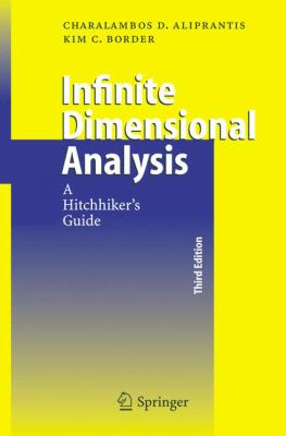Infinite Dimensional Analysis: A Hitchhiker's Guide 9783540326960