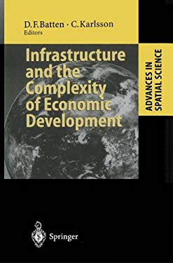 Infrastructure and the Complexity of Economic Development 9783540613336