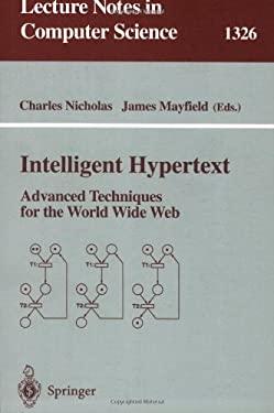 Intelligent Hypertext 9783540636373