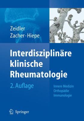 Interdisziplin Re Klinische Rheumatologie 9783540341048