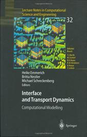 Interface and Transport Dynamics: Computational Modelling 7956548