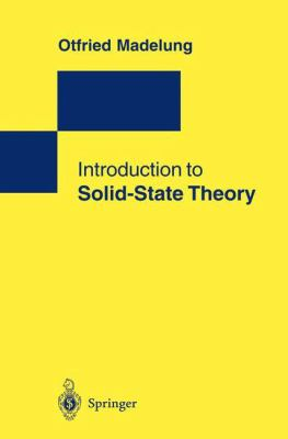Introduction to Solid-State Theory 9783540604433