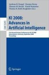 KI 2008: Advances in Artificial Intelligence: 31st Annual German Confernce on AI, KI 2008, Kaiserslautern, Germany, September 23-2